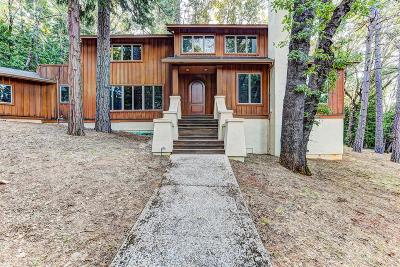 Nevada City CA Single Family Home For Sale: $829,000