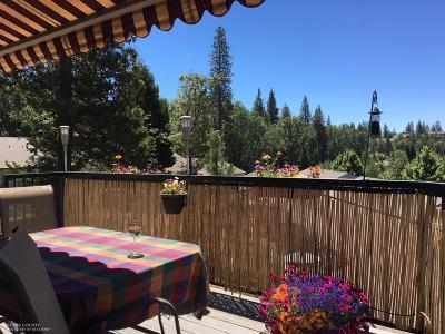 Grass Valley Single Family Home For Sale: 245 Mallard Drive