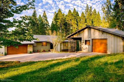 Nevada City Single Family Home For Sale: 10500 Hawke Lane