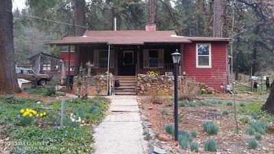 Grass Valley Single Family Home For Sale: 12795 La Barr Meadows Road