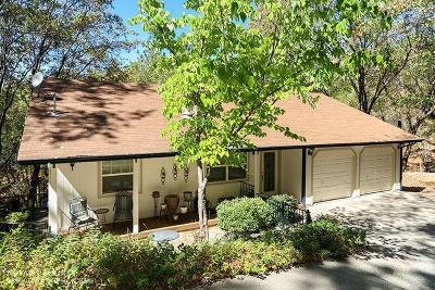 Nevada County Single Family Home For Sale: 16946 Oscar Drive