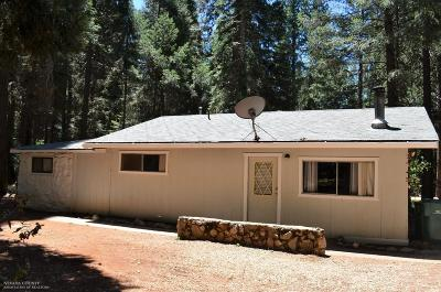 Nevada City Single Family Home For Sale: 19066 Scotts Flat Road