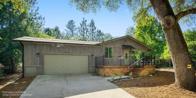 Penn Valley CA Single Family Home Pending: $324,900