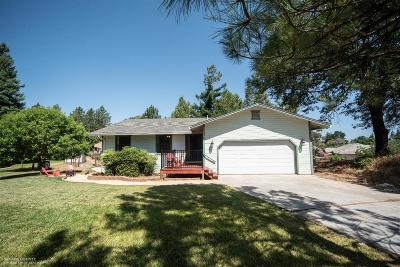 Nevada County Single Family Home For Sale: 24883 Oro Valley Road