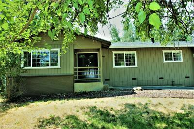 Nevada County Single Family Home For Sale: 24445 Camelia Way