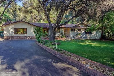 Auburn Single Family Home For Sale: 4986 Winding Way