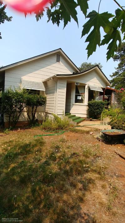 Grass Valley Single Family Home For Sale: 10084 Westhill Road