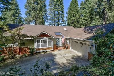 Nevada City Single Family Home For Sale: 11922 Red Dog Road