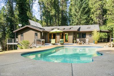 Grass Valley Single Family Home For Sale: 14528 Little Hill Lane