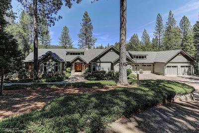 Nevada City CA Single Family Home For Sale: $2,500,000