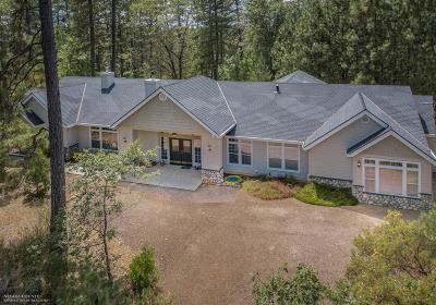 Nevada County Single Family Home For Sale: 12212 Pine Crest Drive
