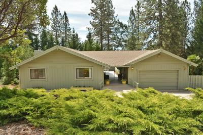 Nevada County Single Family Home For Sale: 11775 Alta Sierra Drive