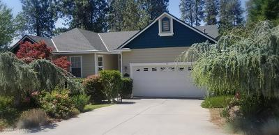 Grass Valley Single Family Home For Sale: 109 Peabody Court