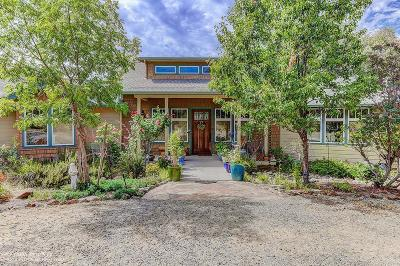 Nevada City CA Single Family Home For Sale: $869,000