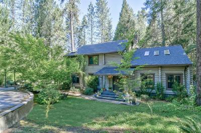 Nevada City Single Family Home For Sale: 11600 Willow Valley Road