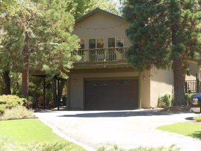 Nevada County Single Family Home For Sale: 11977 Lakeshore South Drive