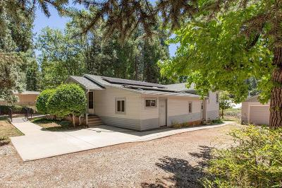 Grass Valley Single Family Home For Sale: 11301 Alpine Lane