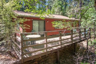 Grass Valley Single Family Home For Sale: 10100 Norambagua Lane
