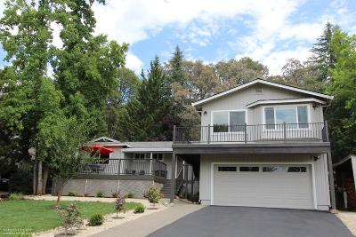 Nevada County Single Family Home For Sale: 22707 Sunset Ridge Drive
