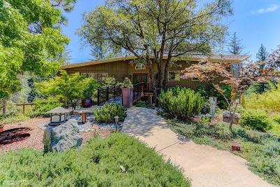 Nevada County Single Family Home For Sale: 15513 Green Way Place