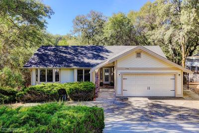 Nevada County Single Family Home For Sale: 17791 Hitch Court