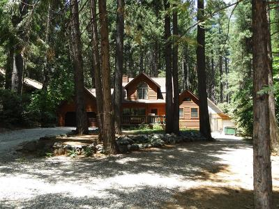 Nevada City Single Family Home For Sale: 15202 Nugget Street