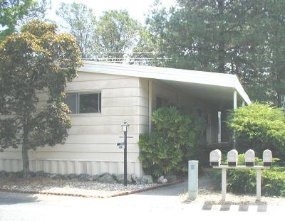 Grass Valley CA Mobile/Manufactured Pending: $39,500
