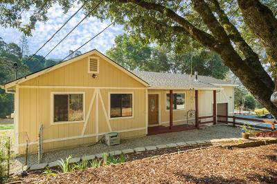 Nevada County Single Family Home For Sale: 15691 Brewer Road