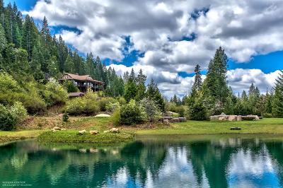 Nevada City Single Family Home For Sale: 28175 Myhrer Way