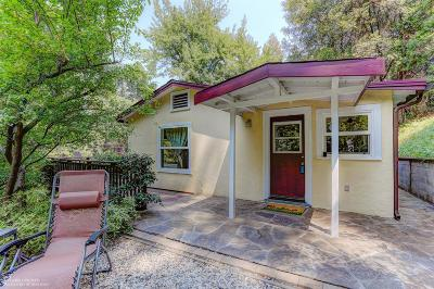 Nevada City Single Family Home For Sale: 10671 N. Bloomfield Road