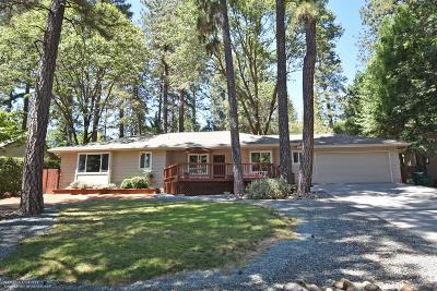 Grass Valley CA Single Family Home Sold: $370,000