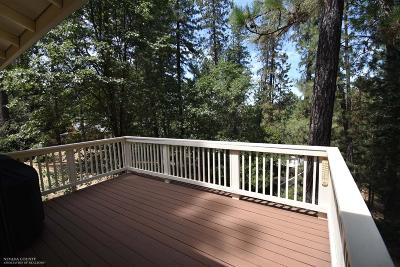 Grass Valley CA Single Family Home For Sale: $315,000