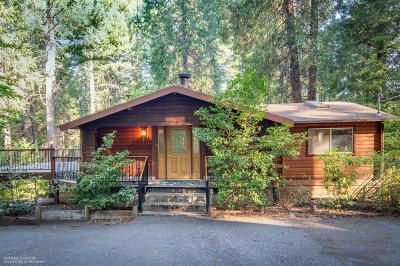 Nevada City Single Family Home For Sale: 15526 Cascade Drive