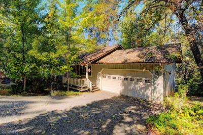 Nevada County Single Family Home For Sale: 11849 Oracle Drive