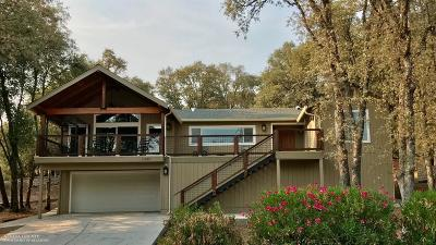 Nevada County Single Family Home For Sale: 11992 Lakeshore N Drive