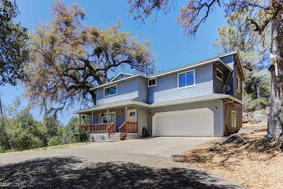 Grass Valley Single Family Home For Sale: 11080 E. Lime Kiln Road