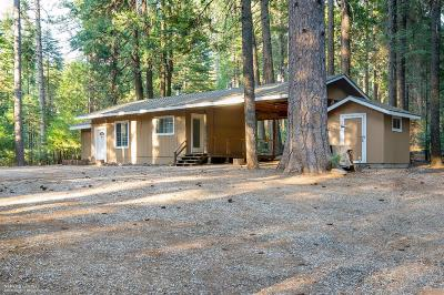 Nevada City Single Family Home For Sale: 22255 State Highway 20 Highway