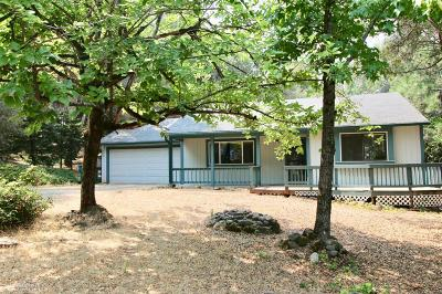 Nevada County Single Family Home For Sale: 11936 Marble Court