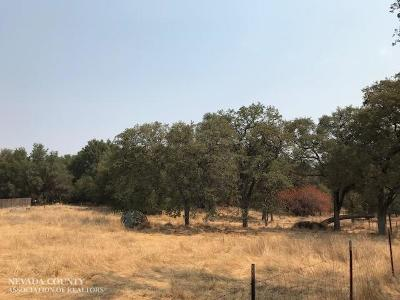 Penn Valley Residential Lots & Land For Sale: 15458 Maidu Trail