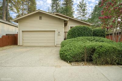 Grass Valley Single Family Home For Sale: 175 Celesta Drive