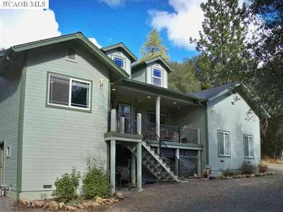 Grass Valley Single Family Home For Sale: 18120 Traighli Lane
