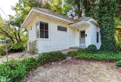Nevada City Single Family Home For Sale: 130 Boulder Street