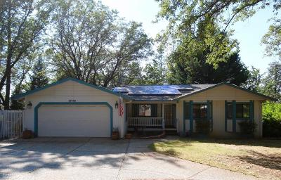 Grass Valley Single Family Home For Sale: 17866 Lawrence Way Way