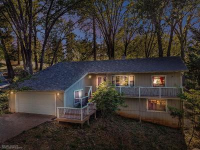 Nevada County Single Family Home For Sale: 16666 Alioto Drive