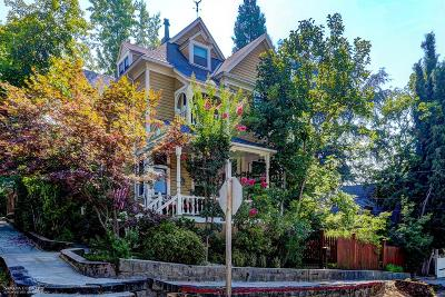 Nevada City Single Family Home For Sale: 424 N. Pine Street