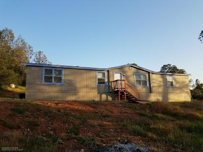 Nevada County Single Family Home For Sale: 10503 Melody Road