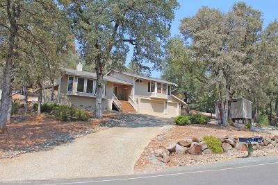 Nevada County Single Family Home For Sale: 11504 Sandpiper Way