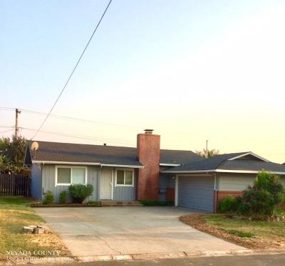 Grass Valley Single Family Home For Sale: 115 Lidster Avenue