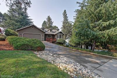 Nevada County Single Family Home For Sale: 13337 Torrey Pines Drive