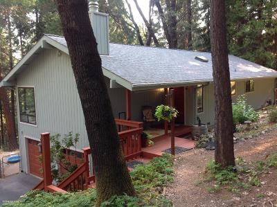 Nevada City Single Family Home For Sale: 11884 Red Dog Road
